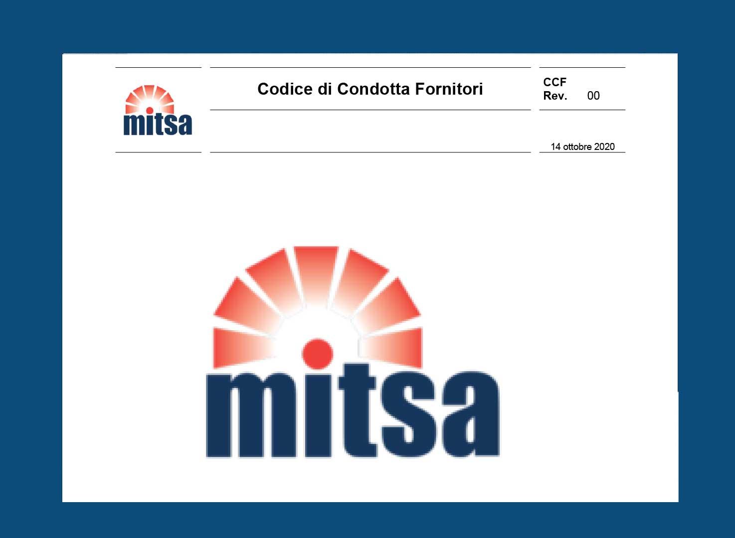 Codice di Condotta Fornitori